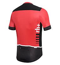 rh+ Logo Evo - maglia bici - uomo, Red
