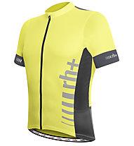 rh+ Logo Evo - maglia bici - uomo, Yellow