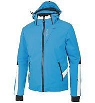 rh+ Matrix Skijacke, Light Blue
