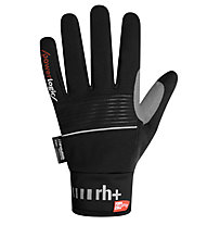 rh+ Guanti bici Nordic Outdry Glove Winter, Black