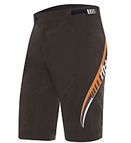 rh+ Orion - Radhose MTB - Herren, Wood/Black