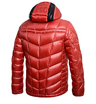 rh+ Giacca sci Pack Down Hooded Jacket, Red