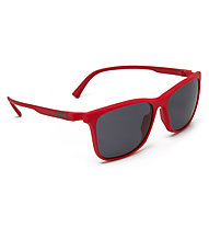rh+ Pistard 1 Sonnenbrille, Matt/Shiny Red