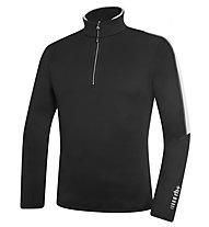rh+ Planar Jersey, Black/OffWhite