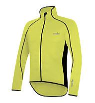 rh+ Prime Jacket Radjacken, YellowFluo/Black