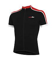 rh+ Maglia bici Prime Jersey, Black/Red