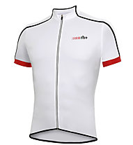 rh+ Prime Jersey Radtrikot, White/Red