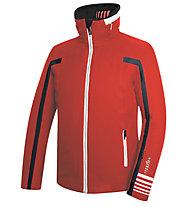 rh+ PW Ice Jacket Herren Skijacke, Red/Black