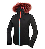 rh+ PW Ice W Damen-Skijacke, Black
