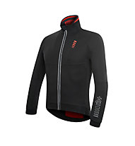 rh+ Giacca Softshell bici Omega, Black/Red