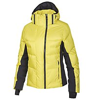 rh+ Quasar W Down Jacket, Sun/Black