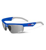 rh+ Radius Fahrradbrille, Blue