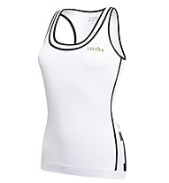 rh+ Canotta bici Sancy W Top, White/Black
