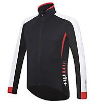 rh+ Shiver - Radjacke - Herren, Black/Red/White