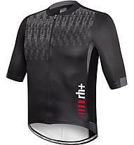 rh+ Shiver - maglia bici - uomo, Black