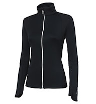 rh+ Signal W - Fleecejacke - Damen, Black