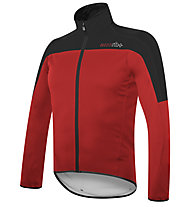 rh+ Space - Radjacke - Herren, Red/Black