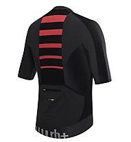 rh+ SpeedCell Jersey Radtrikot, Black