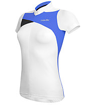 rh+ Trinity - maglia bici - donna, White/Blue