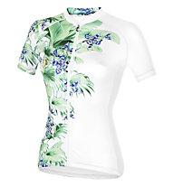 rh+ Venus W Jersey PRT - Radtrikot - Damen, White
