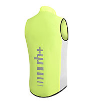 rh+ Wind Vest Radweste, Fluo Yellow