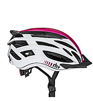 rh+ Z2in1 - Radhelm, White/Pink