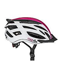 rh+ Z2in1 - casco bici, White/Pink