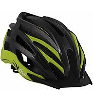 rh+ Z2in1 - casco bici, Dark Grey/Green