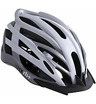 rh+ Z2in1 - casco bici, Light Grey/Grey