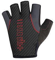 rh+ Zero Glove Fahrradhandschuhe, Black/Anthracite