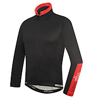 rh+ Giacca bici Zero, Black/Red/White