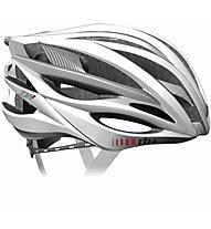rh+ Casco bici ZW, White/Grey