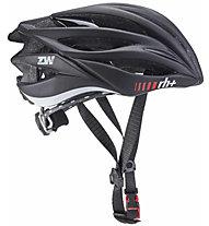 rh+ Casco bici ZW, Black/Light Grey