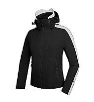 rh+ Infinity Skijacke Damen, Black/White