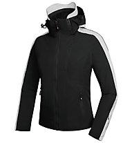 rh+ Infinity W Jacket - Giacca da Sci, Black/White