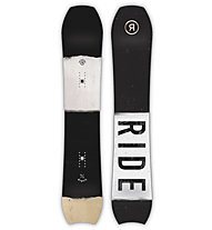 Ride Mtn Pig - snowboard, Black/White