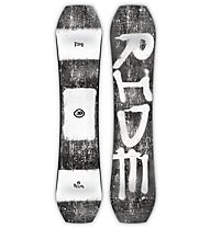 Ride Twin Pig - Snowboard, Black/White