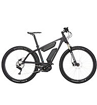 Riese & Müller Charger Mountain 1000 Wh e-bike, Black matt