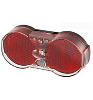 RMS Luce posteriore City Trekking - luci bici, Red
