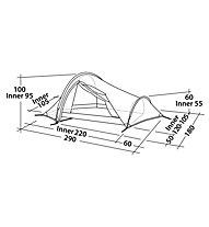 Robens Challenger - Zelt