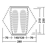 Robens Kestrel - Zelt
