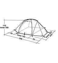 Robens Lodge 2 - Campingzelt