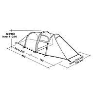 Robens Voyager 4EX - tenda campeggio