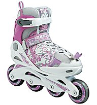 Roces Compy 6.0 Girl, White/Pink