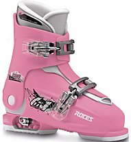 Roces Idea Up 19-22 - scarpone sci - bambino, Pink/White