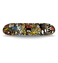 Roces Indian - skateboard, Black/Light Yellow