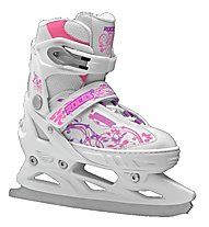 Roces Jokey Ice Girl Schlittschuhe, White
