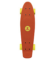 "Roces MC1 Minicruiser 22,5"" - Skateboard, Red"