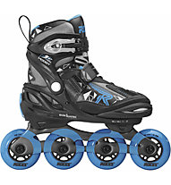 Roces Moody - In-line Skates, Black/Blue