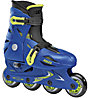 Roces Orlando III - Inlineskates - Kinder, Blue/Yellow